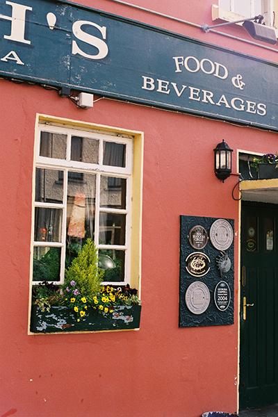 Viaje a Irlanda. Parte I
