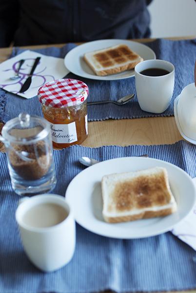 desayuno pausado