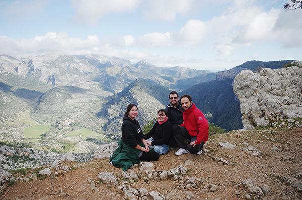 Excursión al Castillo de Alaró