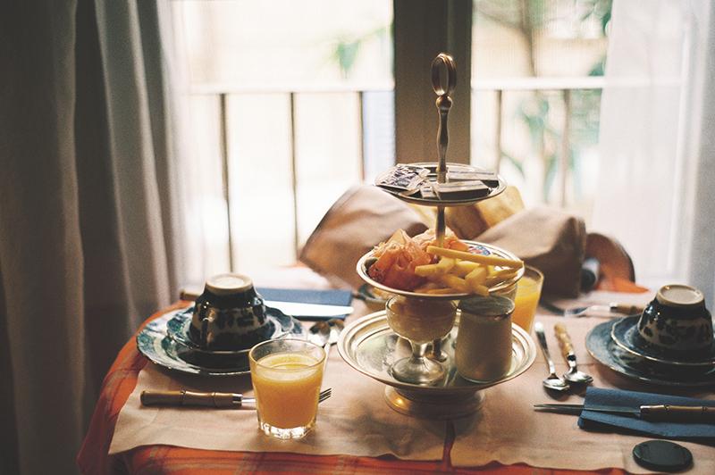 Desayunos a solas en Ca´n Isabel