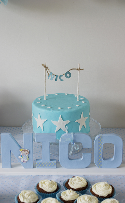 Baby Shower Nico