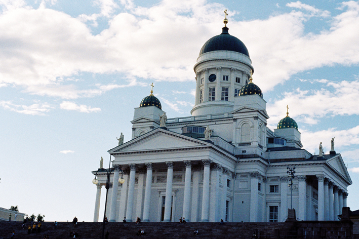 Viaje a Finlandia: Catedrales