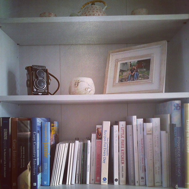 corners of my home (Part I)
