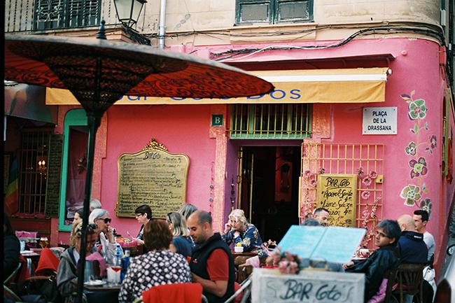 Bar café Coto